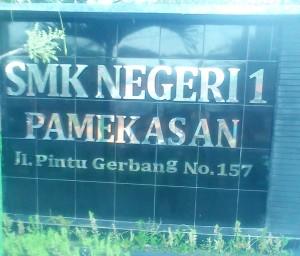 S.M.K I PAMEKASAN