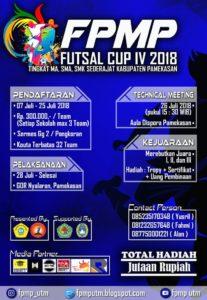 FPMP UTM Akan Gelar Turnamen Futsal Untuk SMA Sederajat se-Pamekasan