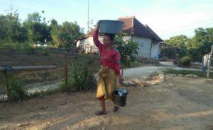 Musim Kemarau, Warga Sampang Krisis Air Bersih
