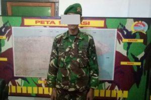 Kodim Sumenep Amankan TNI Gadungan