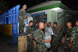 Dihari Kemerdekaan, Bantuan Korban Gempa Lombok Terus Berdatangan