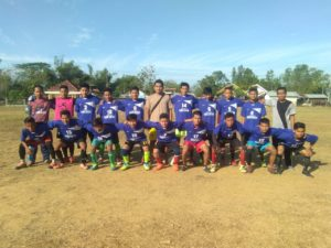 Menjelang LSN, Sumur Tengah FC Gelar Uji Coba Melawan An-Nasyiin FC