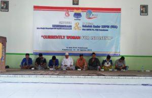 KOPRI PC. PMII Pamekasan Gelar SKK Se-Jawa Timur