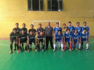 Paguyuban Sundawani Wirabuana Adakan Silaturahmi Lewat Ajang Kompetisi Futsal