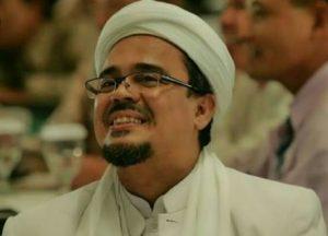 Kabar Pencekalan Habib Rizieq Syihab oleh Arab Saudi disampaikan oleh FPI