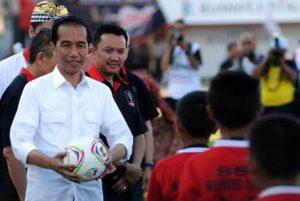 Ini Komentar Presiden RI Joko Widodo Terkait Insiden Tewasnya Salah Satu Suporter Persija