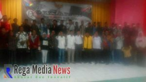 Generasi Milenial Bangkalan Deklarasi Dukungan Jokowi-Ma'ruf Amin