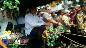 Jokowi Tiba di Bangkalan, Ini Rangkaian Kegiatannya