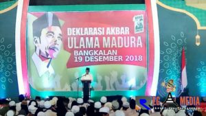 Ra Latif: Deklarasi Dukungan Terhadap Jokowi-KH. Makruf Adalah Kristalisasi Respon Positif Ulama dan Tokoh Masyarakat di Madura