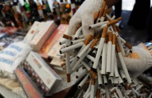 Disperindag Temukan 7 Merek Rokok Ilegal di Pasar Bugih Pamekasan