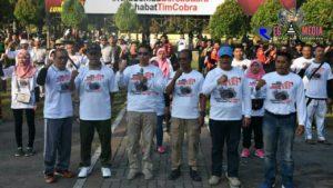 Kapolres Lumajang: Saatnya Kita Bersatu Membangun Indonesia