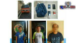 Polisi Bekuk Sindikat Bandar Narkoba di Bangkalan