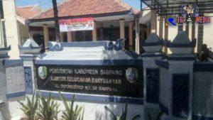 BPBN DPW II Sampang Awasi Roda Pemerintahan Kelurahan Banyuanyar