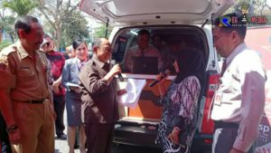 """Pemkab Blitar Launching Inovasi Perijinan Mudah """"JOSS BANGET MAS"""""""