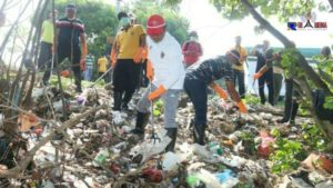 Bersihkan Sungai Bancaran, Bupati Bangkalan Berharap Masyarakat Teredukasi