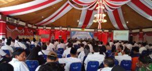 Wabup Sampang H Abdullah Hidayat Dukung Pemberantasan Budaya Pungli dan Korupsi