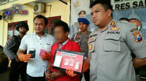 Babat Habis, Polisi Kembali Ciduk Pengedar Sabu di Sampang