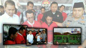 Polisi Ungkap Tersangka Kasus Ambruknya SDN Samaran 2