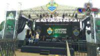 Tanpa Dukungan Pemkot Cimahi, PSKC Launching Jersey Dengan Konser Band Jamrud