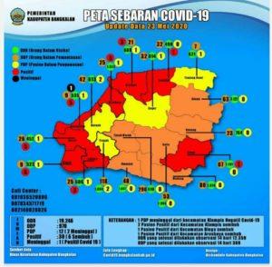 Ada Tambahan Positif Covid-19 Asal Socah, Total di Bangkalan 30 Orang