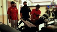 Polres Sampang Ringkus Dua Pelaku Spesialis Pencongkel Jok Motor