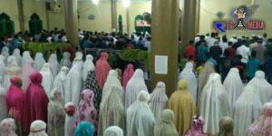 Takbir Berkumandang di Masjid Aceh Selatan, Sholat Idul Fitri Ditengah Pandemi Covid-19