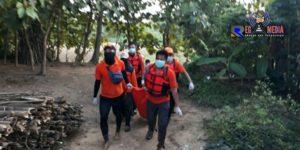 Bocah Tewas Tenggelam di Sungai Rabesan Kedungdung Sampang Akhirnya Ditemukan