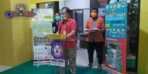 Gorontalo Utara Jebol, Dua Orang Dinyatakan Positif Corona