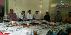 Masyarakat Samadua Bersyukur, Aceh Selatan Tetap Bertahan di Zona Hijau Covid-19