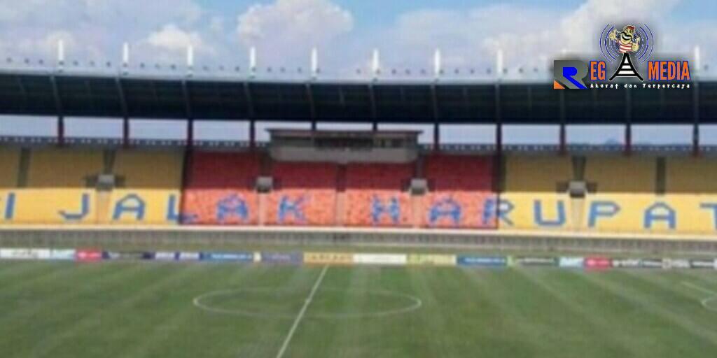Stadion Si Jalak Harupat Kab.Bandung Akan Digunakan Piala Dunia 2021
