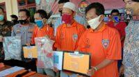 Polres Sampang Bekuk Tiga Budak Narkoba, Barang Bukti Hanya 7 Gram