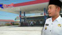 Wabup Sampang; SPBU di Ragung Permudah Masyarakat Sekitar Membeli BBM