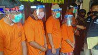 15 Budak Narkoba di Bangkalan Kembali Diringkus Polisi