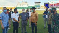 Rencana Renovasi, Menpora Tinjau Stadion Gelora Bangkalan