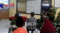 BNN Kota Cimahi Gandeng Danramil 0911/Cimut Sosialisasikan P4GN