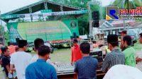 Akibat Hujan Deras, Launching PCS Syubbanul Mustofa Robatal Ditunda