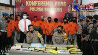 Satu Pengedar dan Kurir Narkoba Asal Jrangoan Sampang Diringkus Polisi