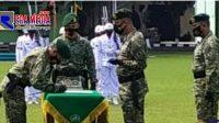 Danyonif Raider 509 Kostrad Jember Letkol Inf Wira Moharromah Dimutasi