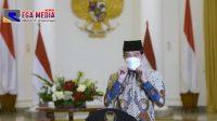 Harapan Presiden Jokowi di Harlah NU ke-95