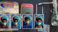 Polisi Tangkap Satu Pelaku Narkoba, Tiga Warga Sumenep Ikut Terseret