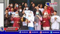 Katar Kecamatan Robatal Dampingi Calon Peserta Audisi Kaceb Sampang