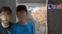 Bawa Sabu, Dua Pemuda di Surabaya Dikecrek Polisi