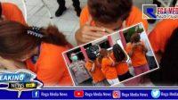 Miris, Polisi Tangkap Komplotan Copet Yang Ternyata Satu Keluarga
