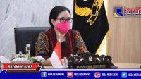 HPN, Puan Maharani: Pers Sumber Inspirasi Bangkit dari Pandemi COVID-19