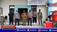 Tim Gabungan Akan Pantau Posko PPKM di Mulyorejo Secara Intens