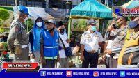 Tidak Tertib !, PKL Disekitar Pasar Srimangunan Sampang Terancam Disingkirkan