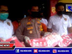 Polisi Ringkus Sindikat Jual Beli Sabu Beromset 50 Juta Perhari di Surabaya