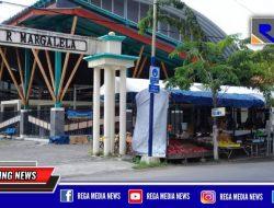 Izin Sewa Kios Pedagang Pasar Margalela Sampang Tidak Diperpanjang