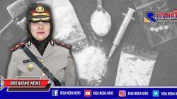 Kapolsek Mulyorejo Bakal Tindak Tegas Anggotanya Yang Terlibat Narkoba