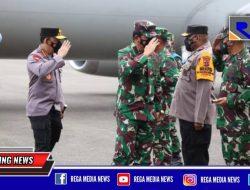 Panglima TNI dan Kapolri Ingatkan Pentingnya Komunikasi Kolaborasi Dibarengi Evaluasi